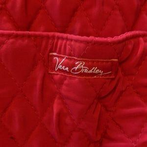 Vera Bradley Bags - Vera Bradley Red Quilted Signature Tote